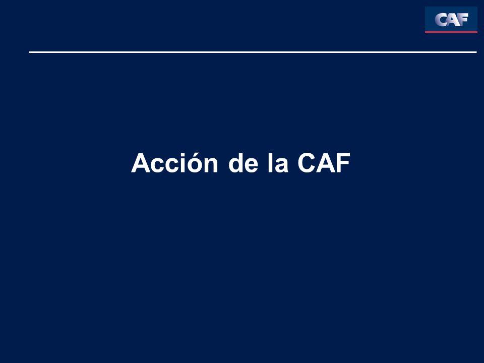 Acción de la CAF