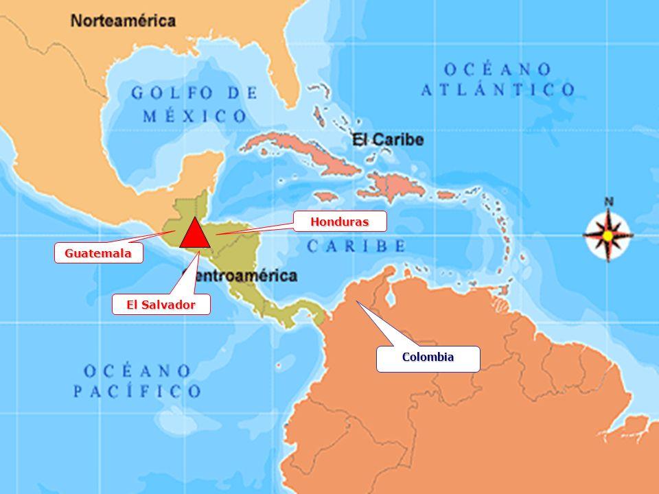 CENTROAMERICA Un Mercado ideal para la Industria COLOMBIANA