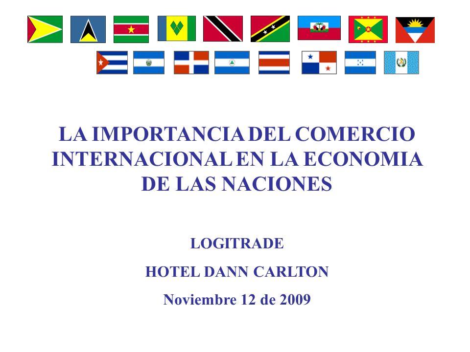 CAMARA DE COMERCIO COLOMBO CENTROAMERICANA Y DE EL CARIBE Dr. Camilo Acevedo Rojas - Presidente 1994 - 2009