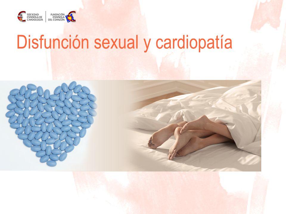 www.fundaciondelcorazon.com Actividad sexual en pacientes con enfermedad coronaria: Fármacos Clonidina Reserpina a-metil dopa Guanetidina ß-bloqueantes: Coropres Atenolol, Tenormín Emconcor… Diuréticos IECAS….