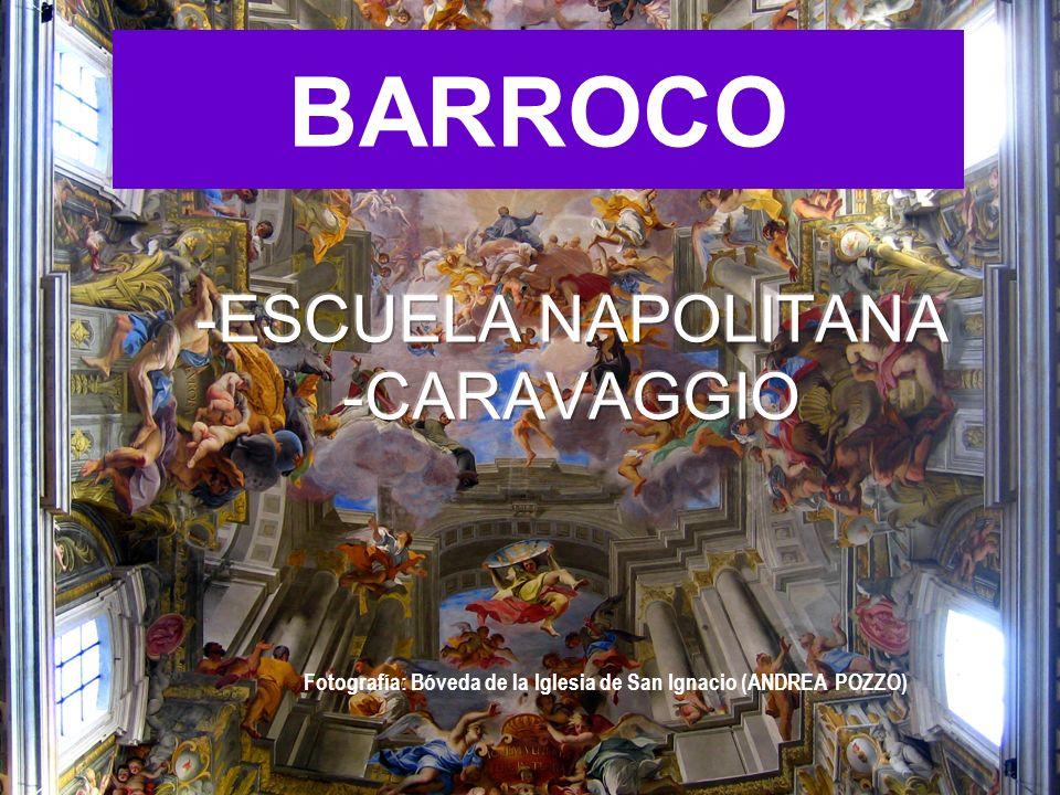 ÍNDICE Pág.1- Introducción del Barroco Pág. 2- Escuela Napolitana Pág.