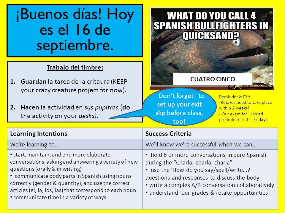 HOW DO YOU SAY … IN SPANISH.- ¿Cómo se dice ______________ en español.