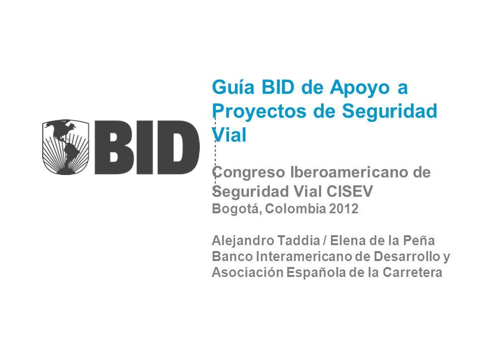 http://www.iadb.org Los Documentos de debate y las presentaciones son preparados por funcionarios del Banco y otros profesionales como material de apoyo para eventos.