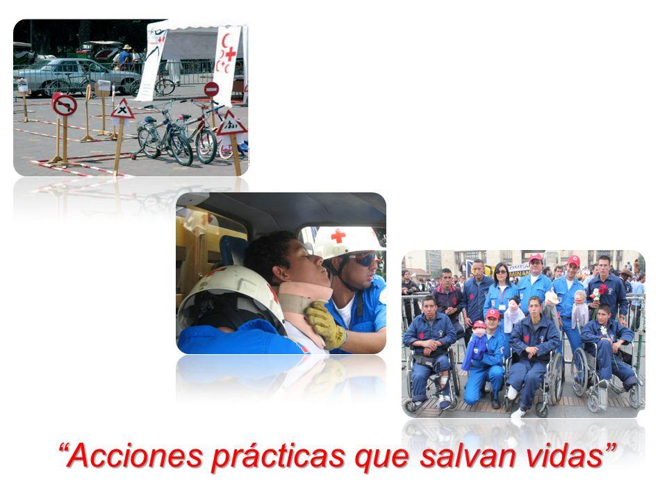 Acciones prácticas que salvan vidas