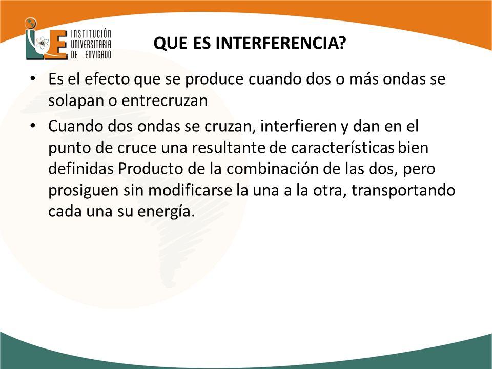 Interferencia + Difracción (T. Young)
