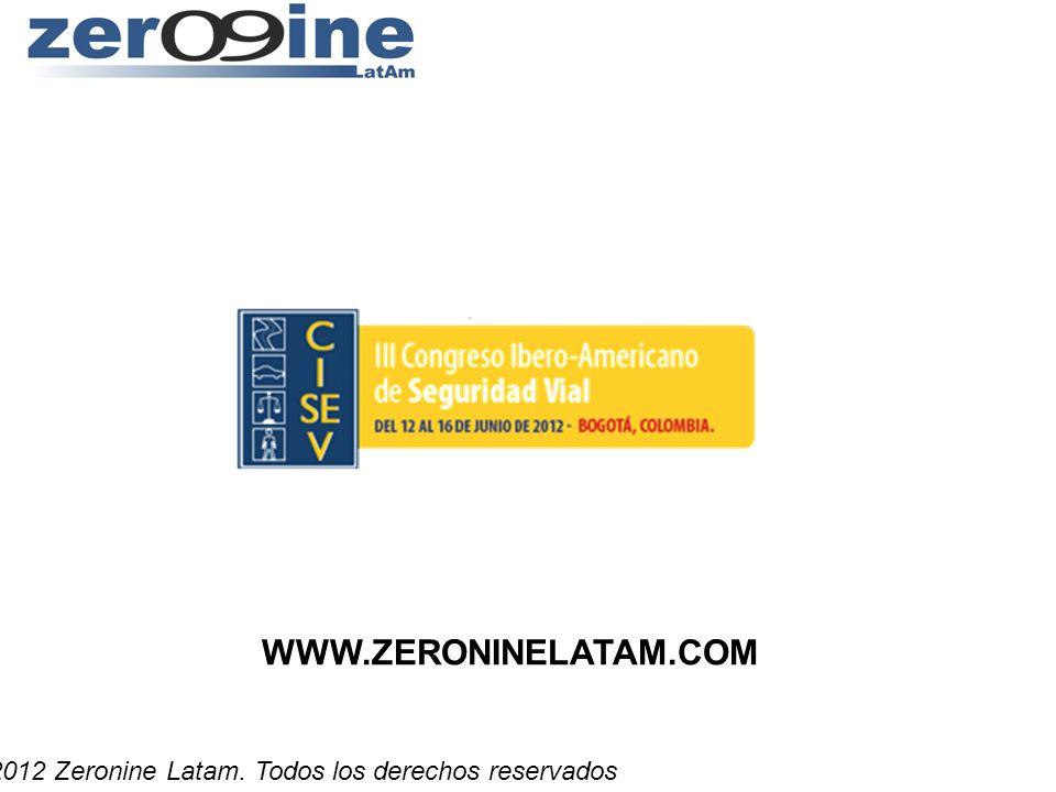 © 2012 Zeronine Latam. Todos los derechos reservados WWW.ZERONINELATAM.COM