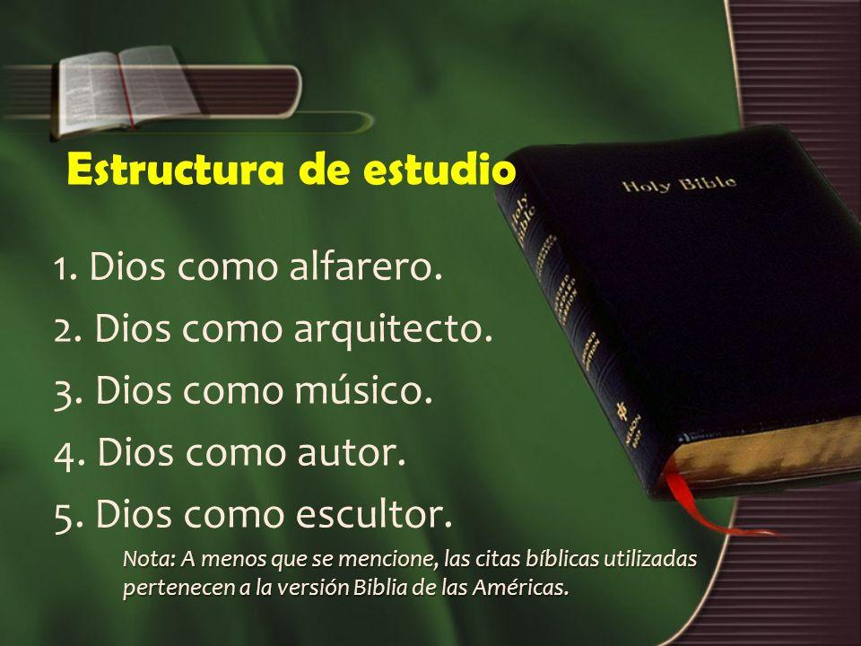 Dios como músico 3.Dios ordenó una adoración espléndida haciendo uso de la música.