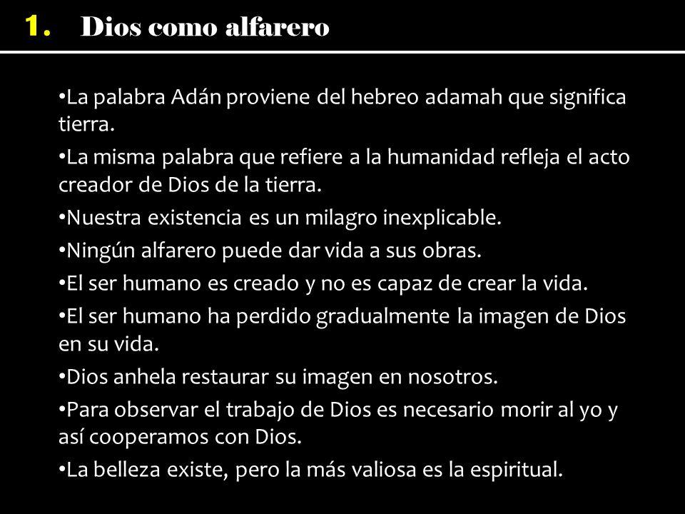 Dios como arquitecto