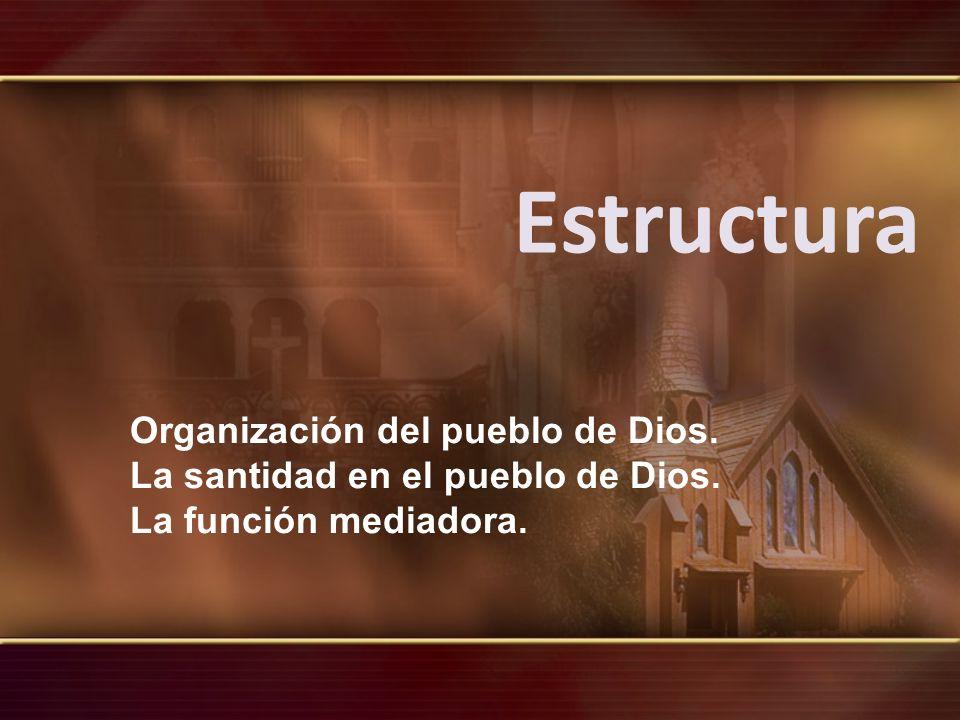 Organización del pueblo de Dios Nuevo orden Números 1: 2 – 4.