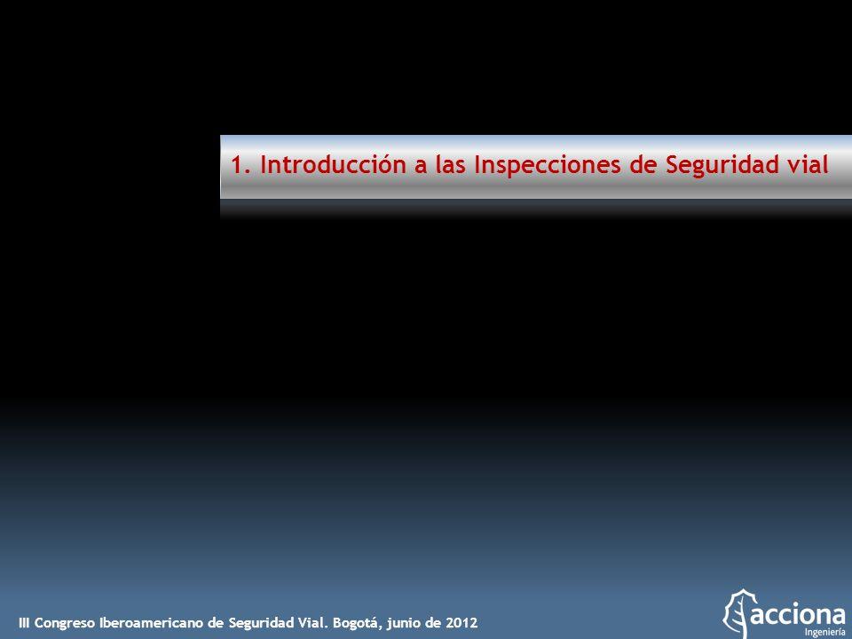 Según la Asociación Mundial de la Carretera (PIARC), las RSI son evaluaciones formales y sistemáticas de la seguridad vial de carreteras en servicio, llevadas a cabo por un inspector o equipo de inspectores independientes y cualificados que informan sobre el riesgo potencial de accidentes existente para todo tipo de usuario de la infraestructura.