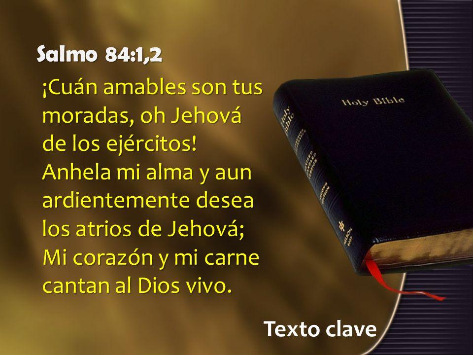 Los salmos y la Palabra de Dios 3.