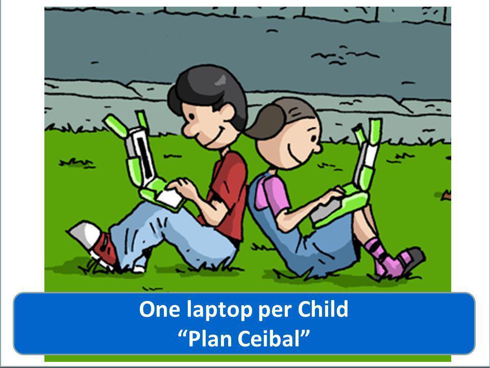 One laptop per Child Plan Ceibal