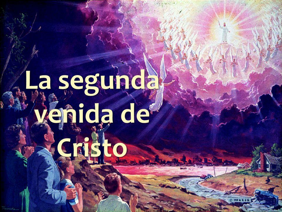 2 ¿Por qué es importante esperar la segunda venida de Cristo.