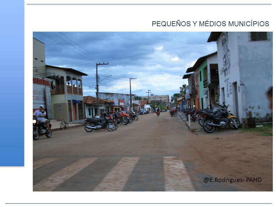 PEQUEÑOS Y MÉDIOS MUNICÍPIOS Xambioá, TOData Population11,484 Automobiles412 Motorcycle/mopeds2,999 Ratio Moto/Auto1:5.58 Acrelândia, ACData Population12,538 Automobiles567 Motorcycle/mopeds1,905 Ratio Moto/Auto1:3.35 Sources: The Brazilian National Traffic Board (Denatran), Nov.