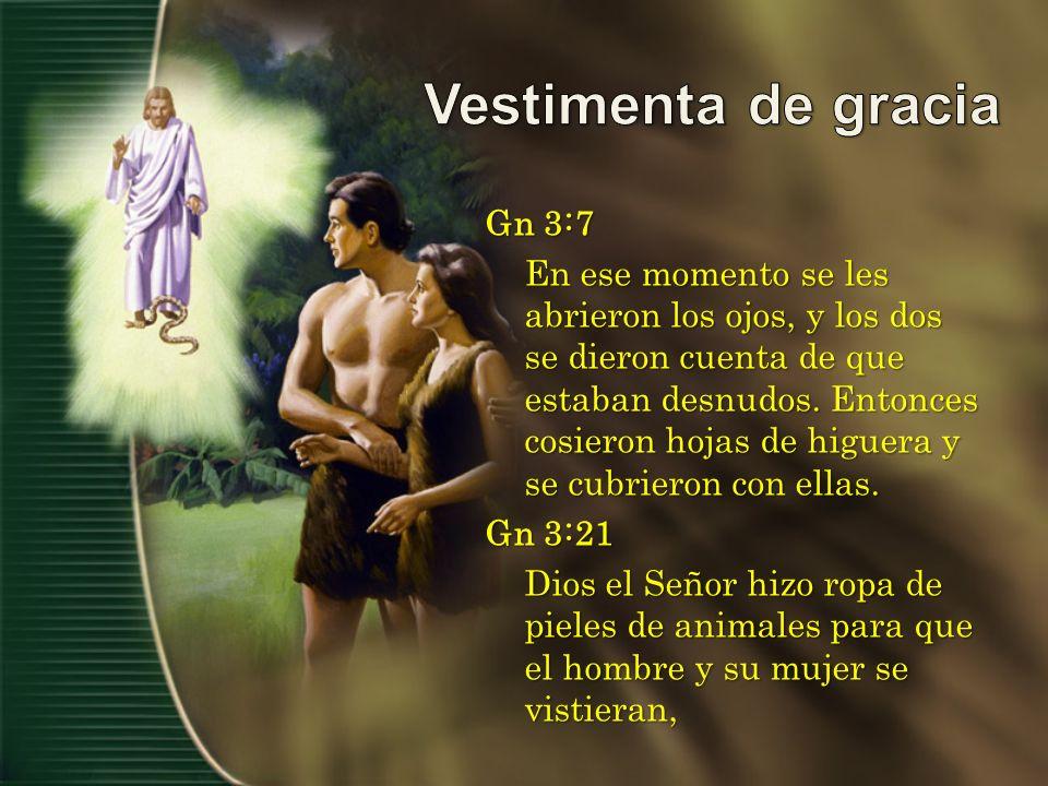 Gn 3:7 En ese momento se les abrieron los ojos, y los dos se dieron cuenta de que estaban desnudos. Entonces cosieron hojas de higuera y se cubrieron