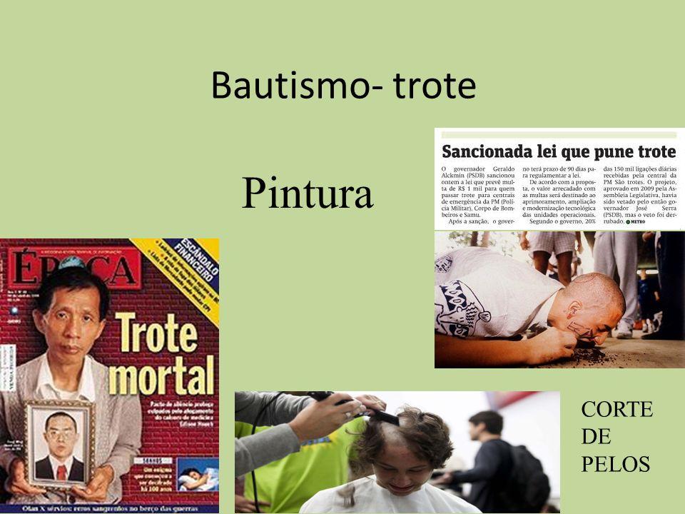 Bautismo- trote Pintura CORTE DE PELOS