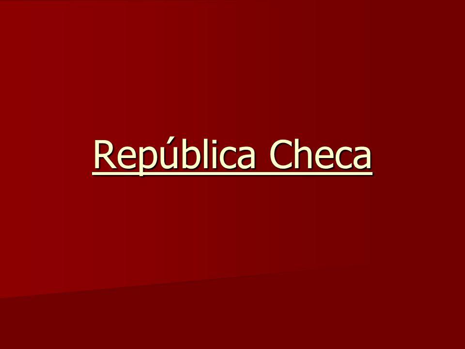 La geografía La República Checa se halla en el centro de Europa y mucha gente dice que es el corazón de Europa.