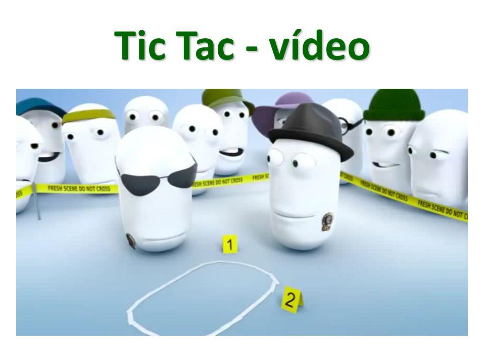 Tic Tac - vídeo