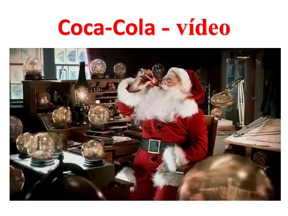 Coca-Cola - vídeo
