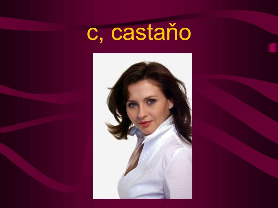 c, castaňo
