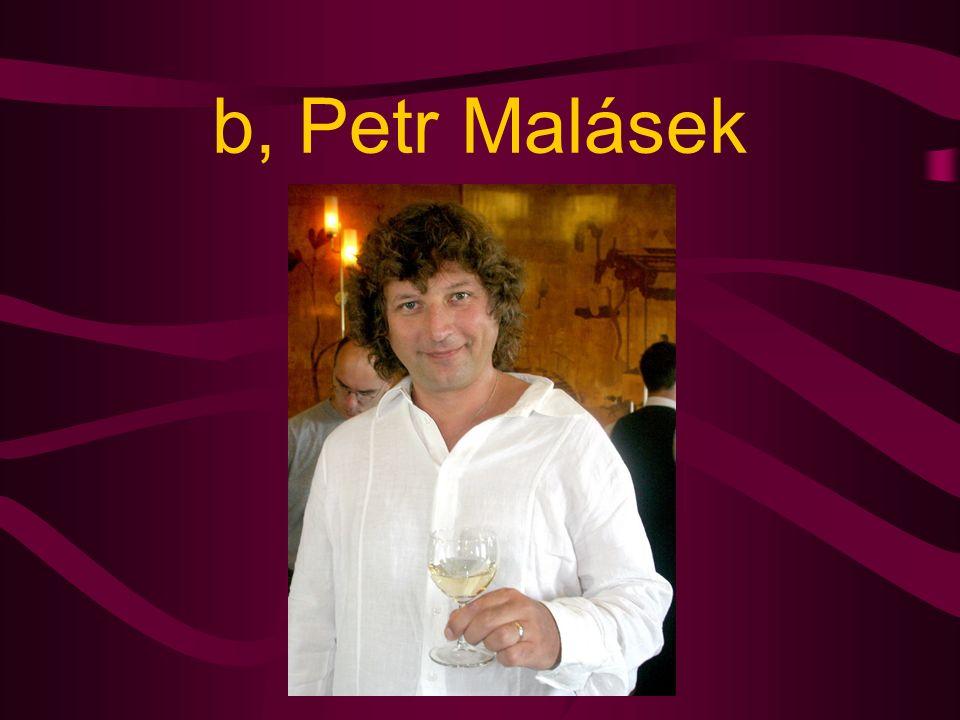 b, Petr Malásek