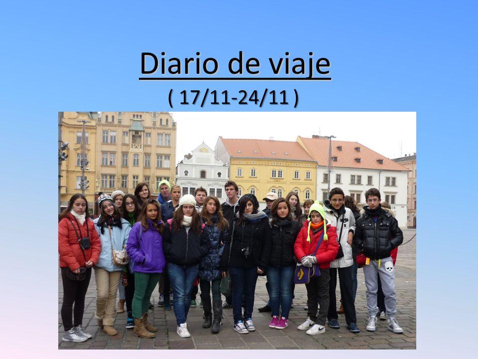 Diario de viaje ( 17/11-24/11 )