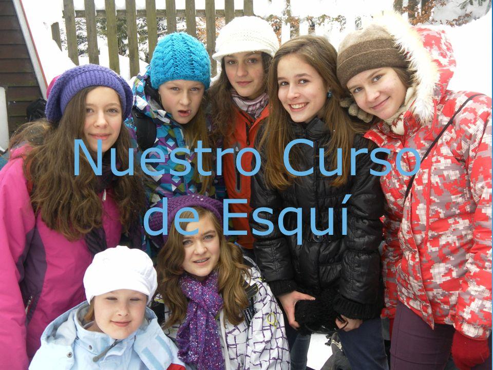 ¿Cuándo y adónde.En enero glacial año 2012 dirigimos en el curso de esquí.