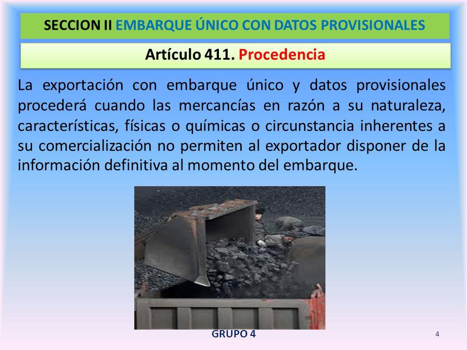 Artículo 429.