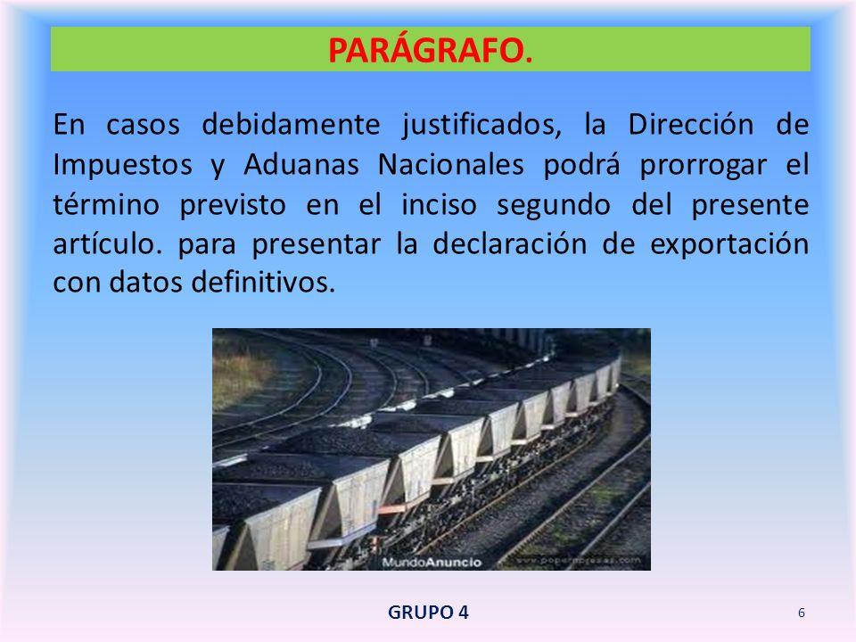 Artículo 430.