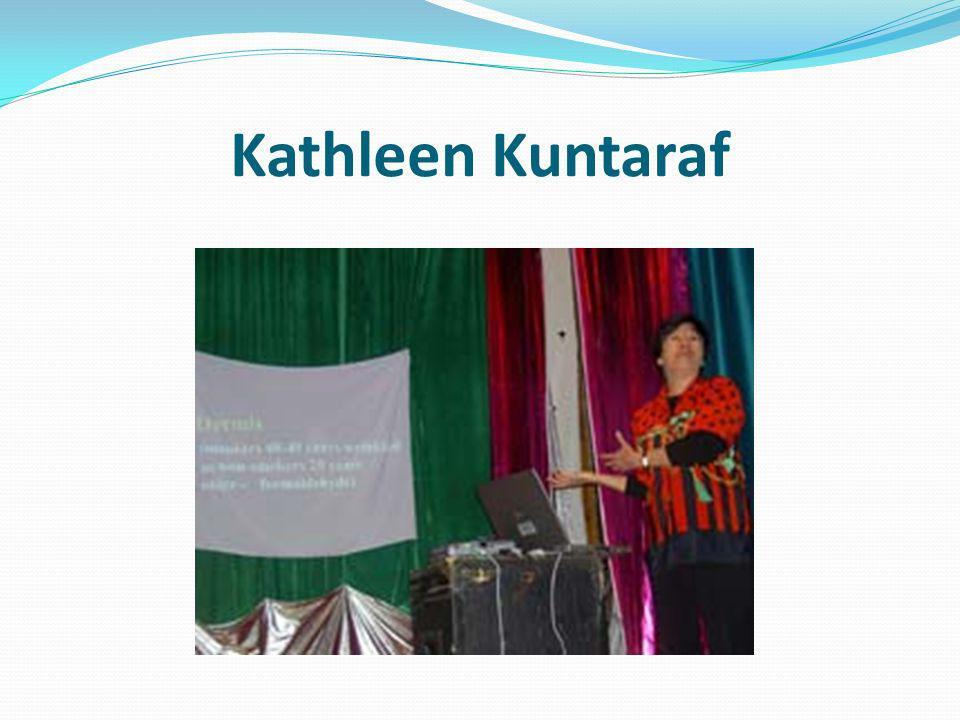 Kathleen Kuntaraf