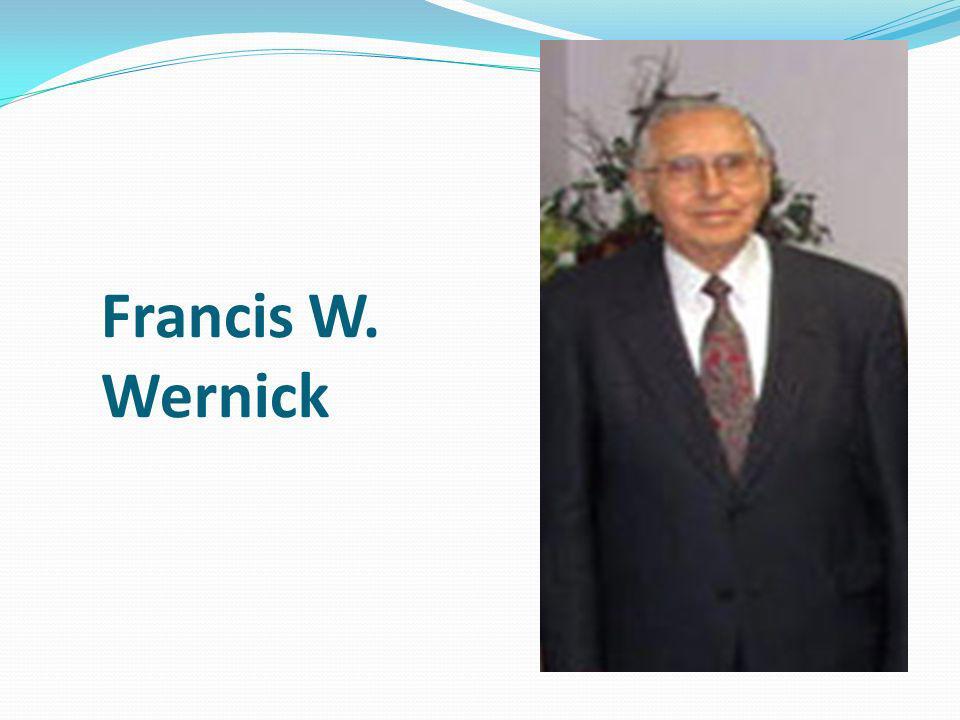 Francis W. Wernick