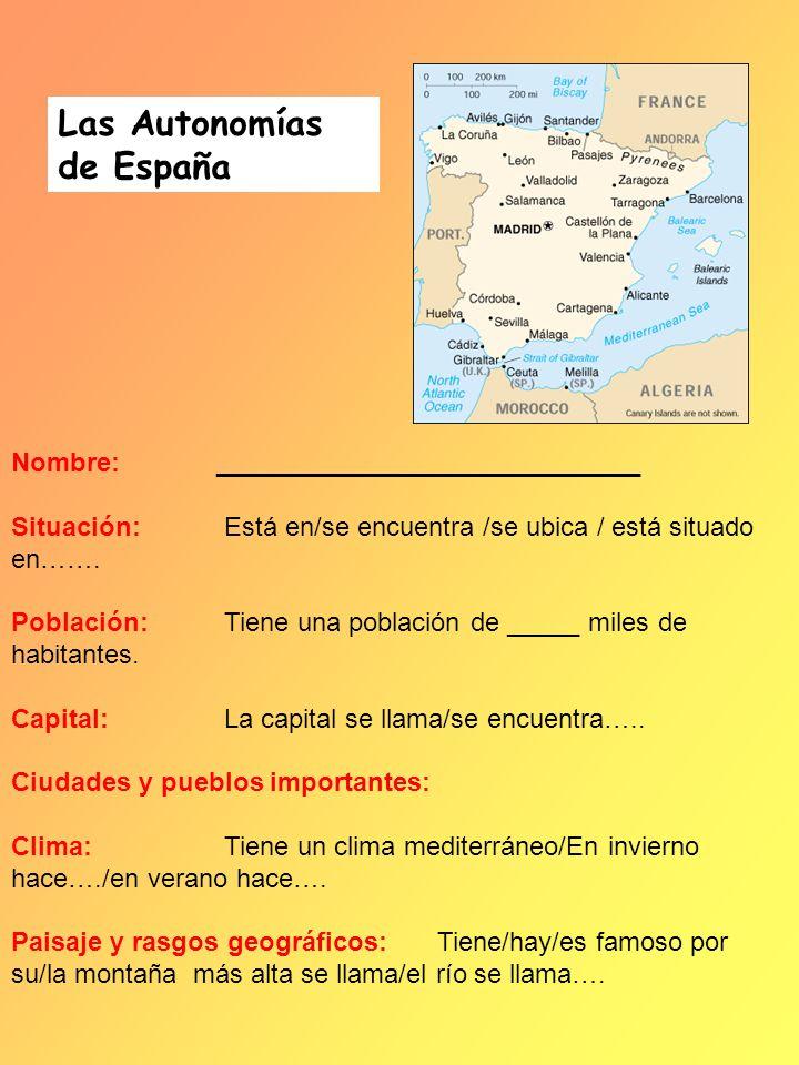 Historia: Es una mezcla de culturas/ Por _______ han pasado romanos, griegos, árabes, ingleses, franceses.