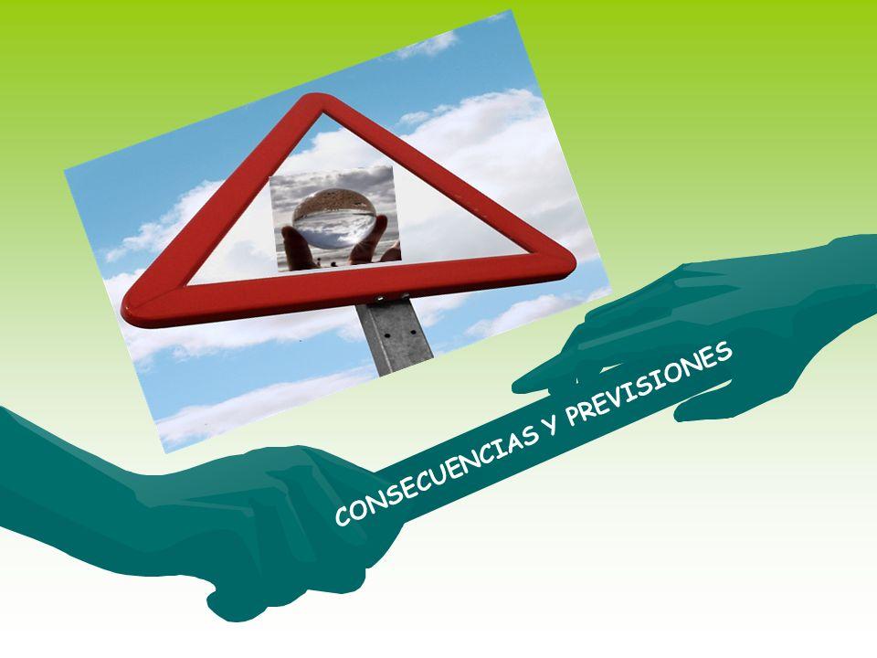 CONSECUENCIAS Y PREVISIONES