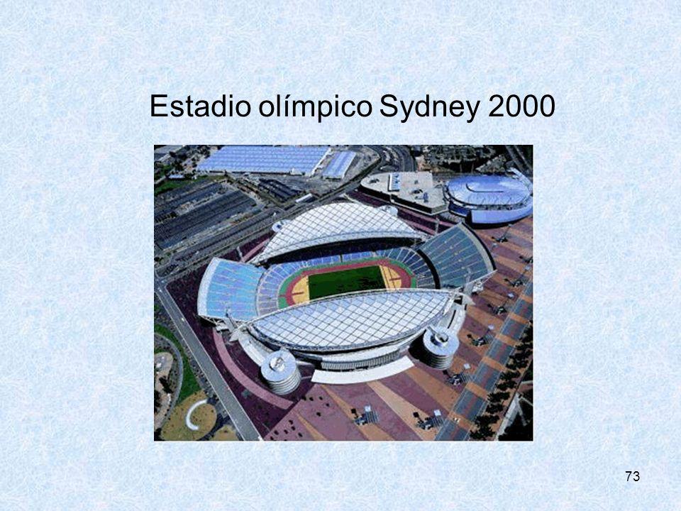 73 Estadio olímpico Sydney 2000