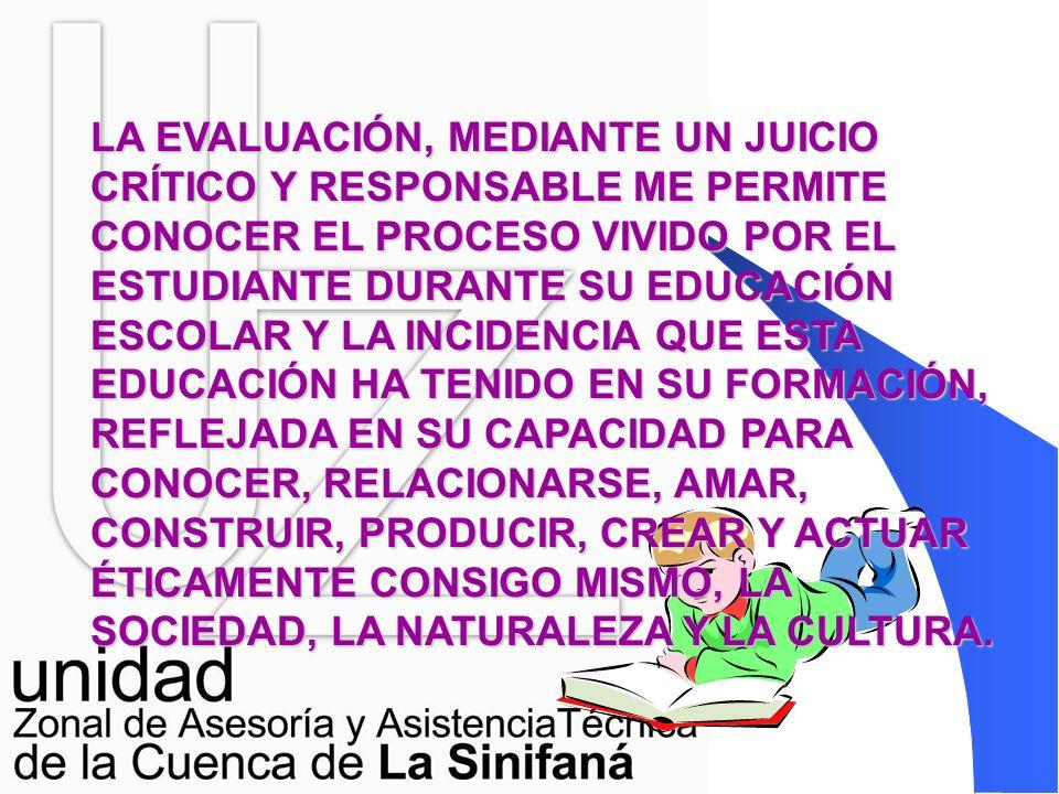 RECUPERACIONES Todo educando que haya obtenido INSUFICIENTE o DEFICIENTE en la evaluación final de una o más áreas presentará una nueva evaluación de