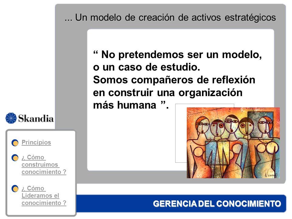 ...Más una reflexión GERENCIA DEL CONOCIMIENTO 1.¿ Para qué la Gerencia del Conocimiento .