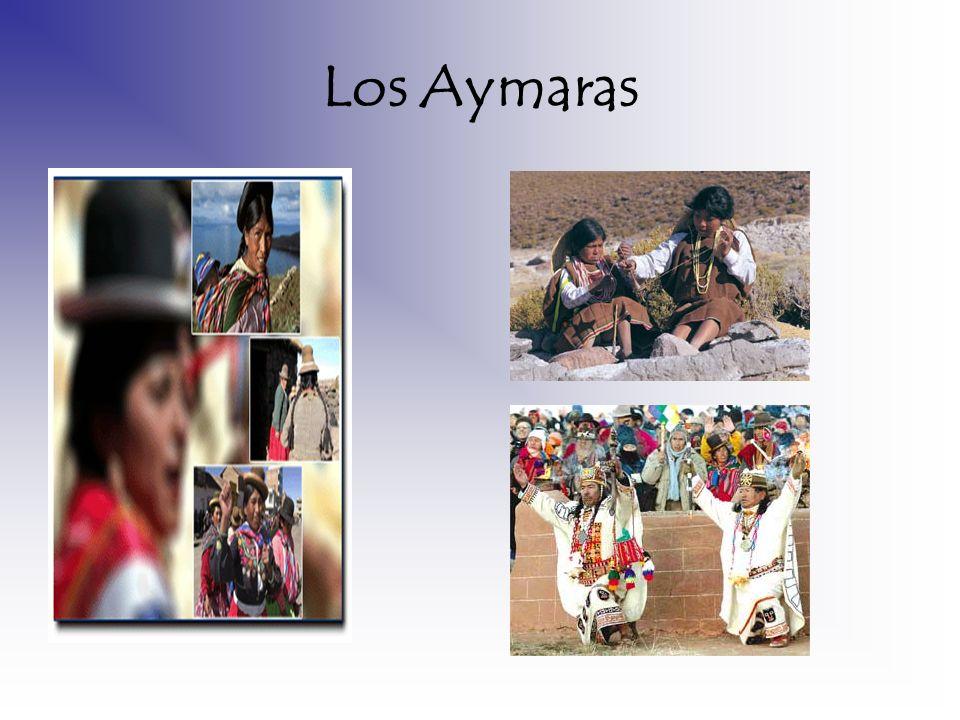 Los Aymaras