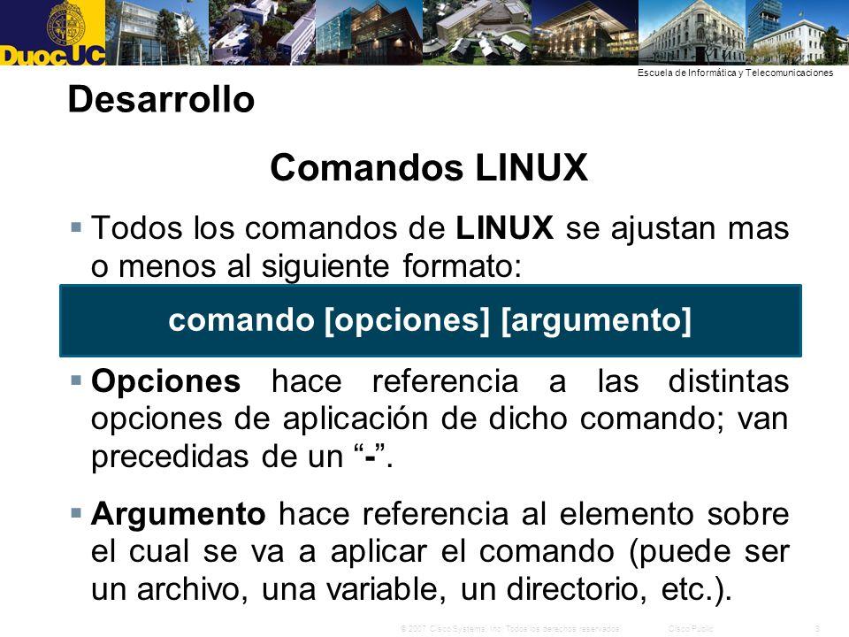 14© 2007 Cisco Systems, Inc.