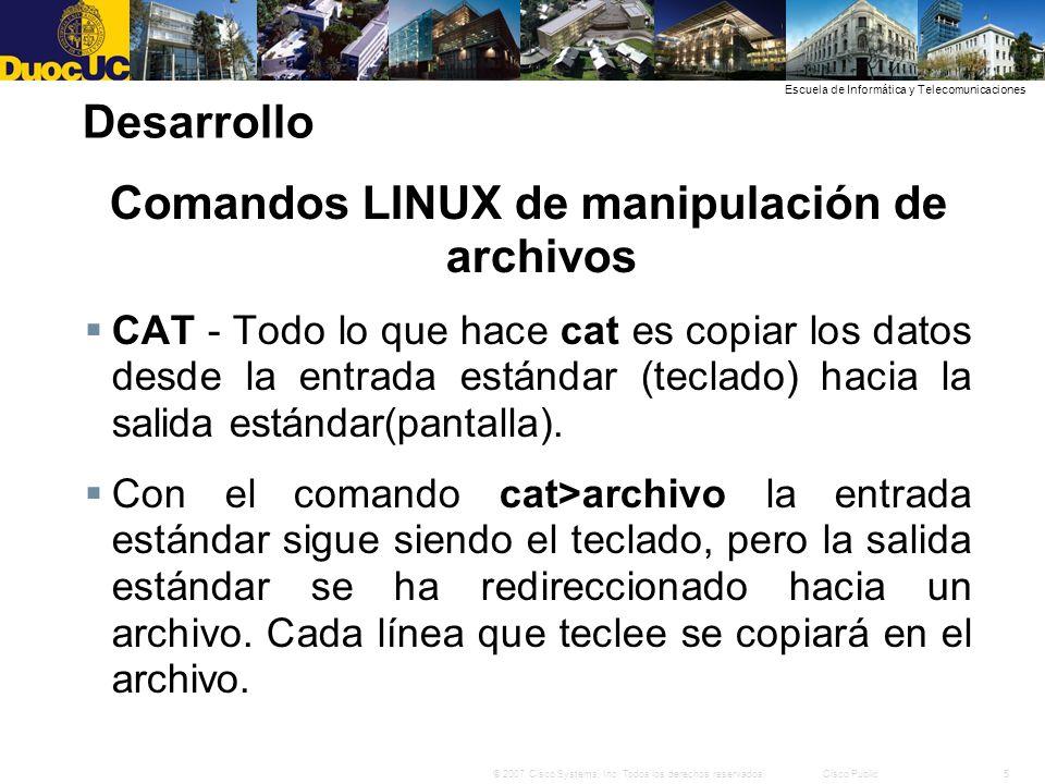 26© 2007 Cisco Systems, Inc.