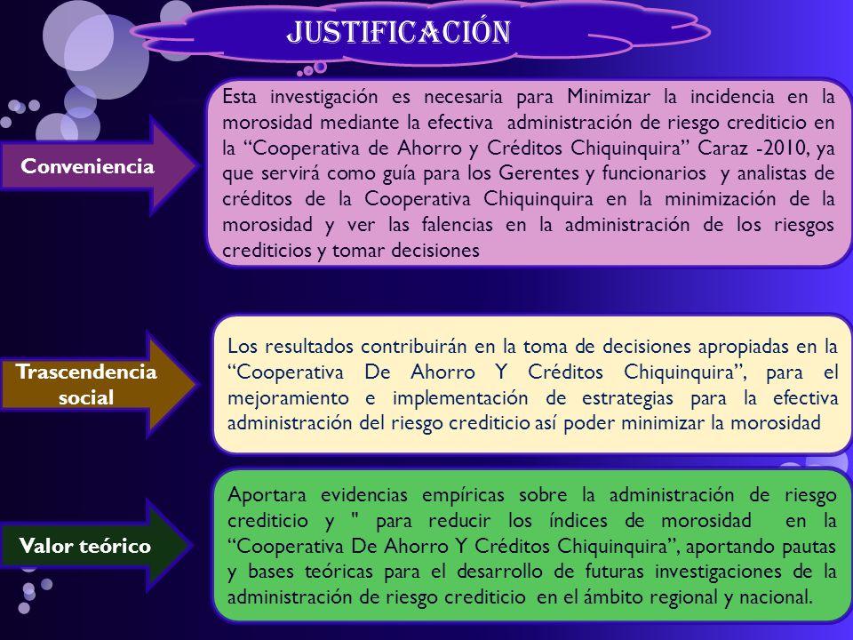 CONTRASTACIÓN DE LA HIPÓTESIS GENERAL.
