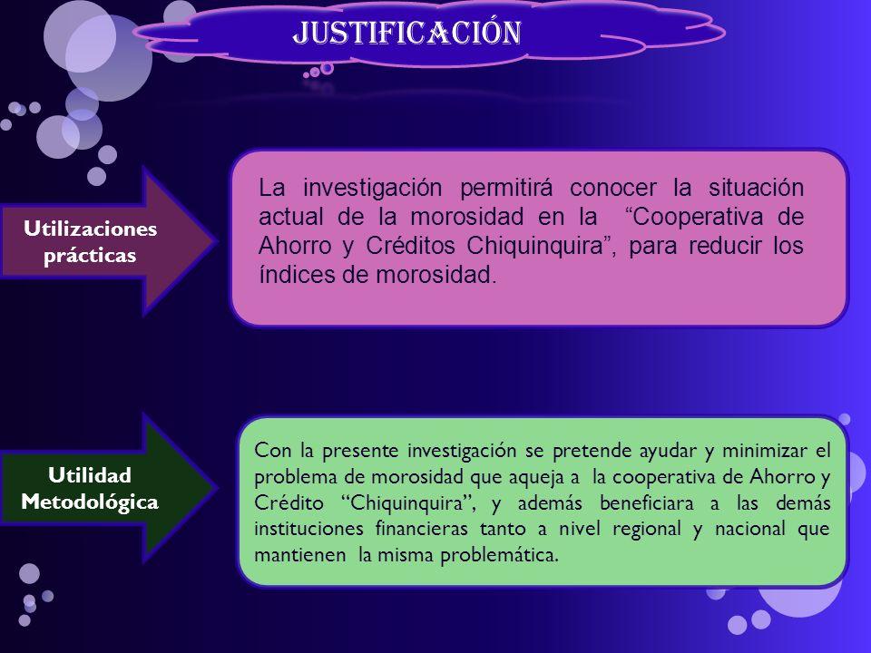 Datos del informante Fuente: Analistas de la Cooperativa de Ahorros y crédito Chiquinquirá-Caraz Elaboración: Propia