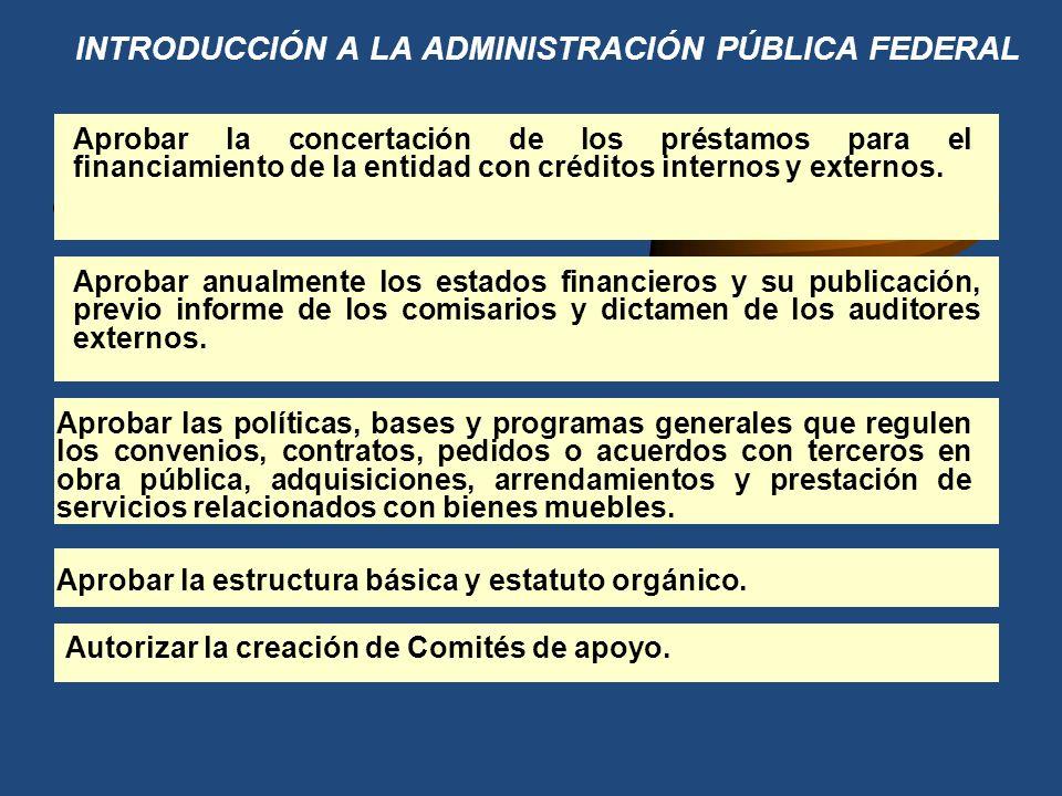 INTRODUCCIÓN A LA ADMINISTRACIÓN PÚBLICA FEDERAL Ley Federal de Entidades Paraestatales Las infracciones a esta Ley serán sancionadas en los términos