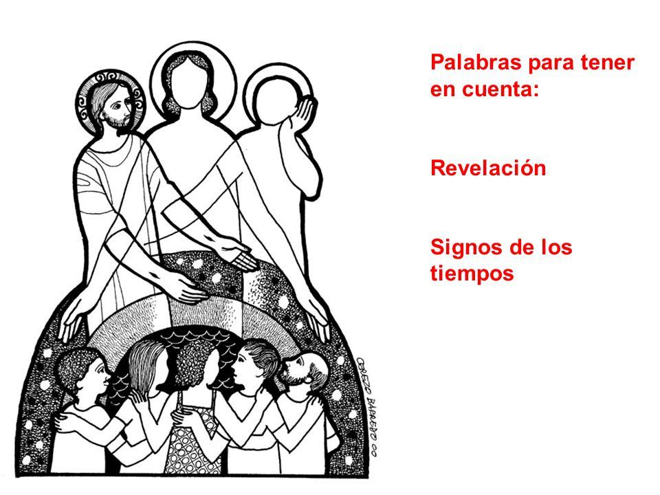 Palabras para tener en cuenta: Revelación Signos de los tiempos
