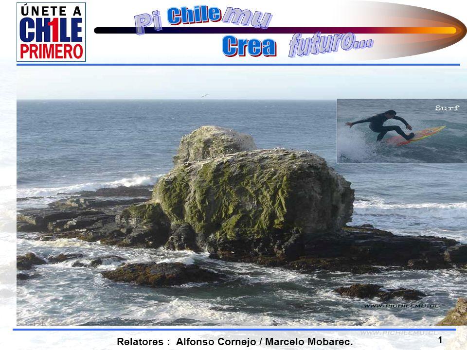 1 Relatores : Alfonso Cornejo / Marcelo Mobarec.