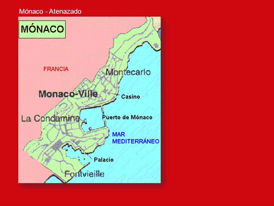 Mónaco - Atenazado