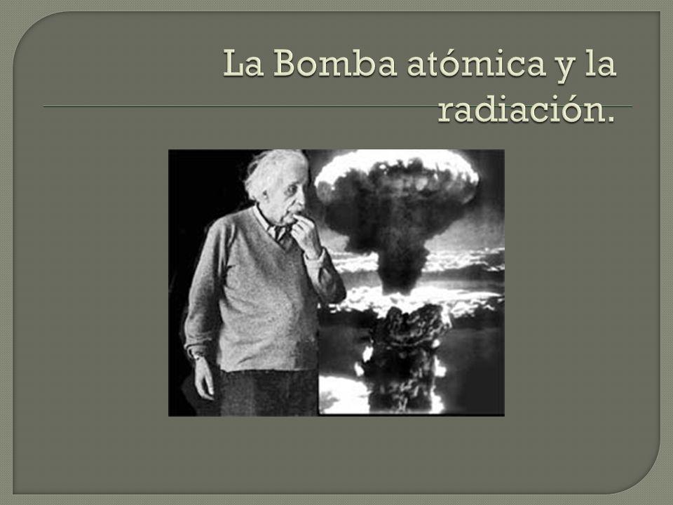 Las bombas de fusión nuclear se llaman bombas de hidrógeno o bomba H. Bomba H: Se basa en la fusión nuclear. Su combustible es el hidrógeno y el helio
