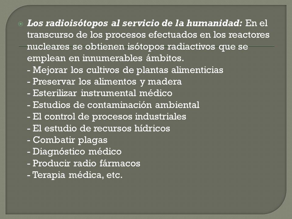 En el área del diagnóstico, la ventaja de la medicina nuclear es que no es invasiva, y permite detectar anomalías difíciles o imposibles de percibir c