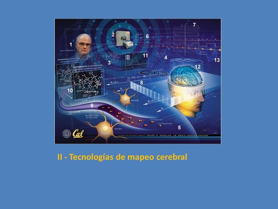 II - Tecnologías de mapeo cerebral