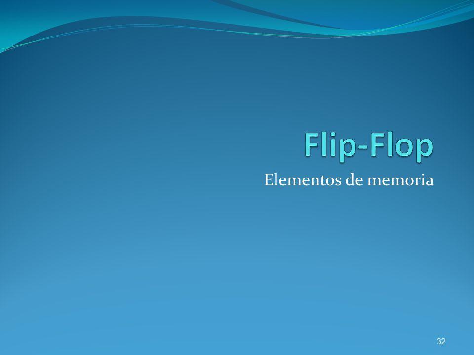 Elementos de memoria 32