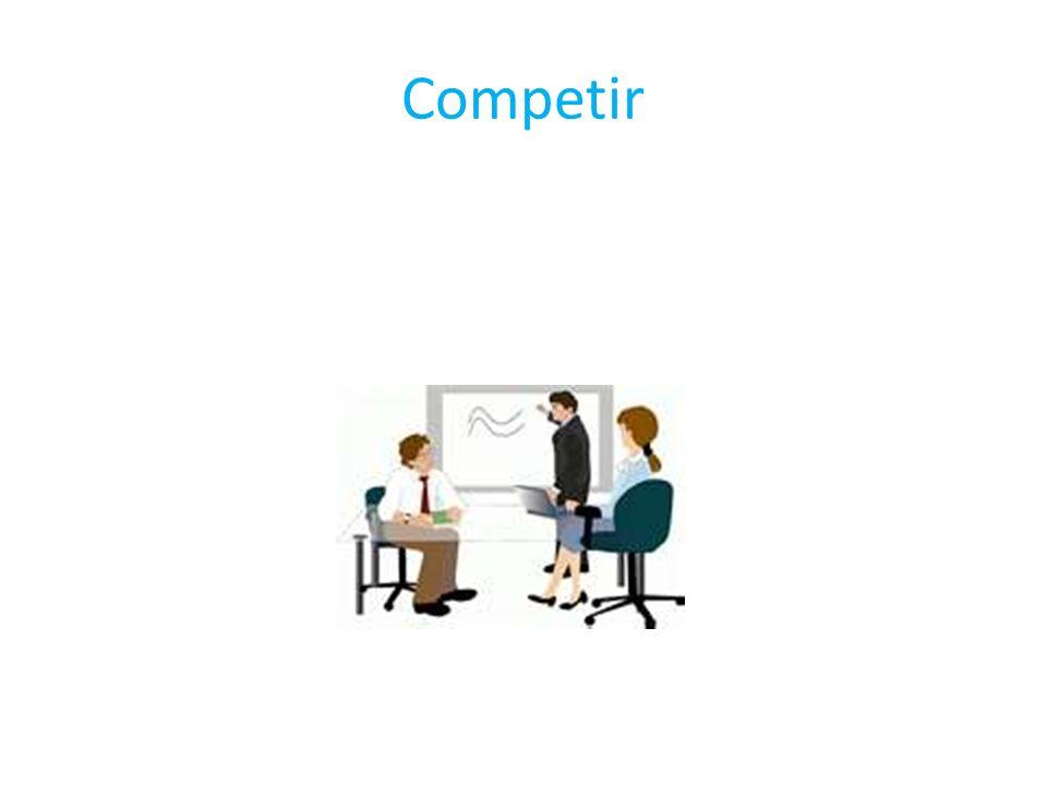 Competir Un concepto generalmente aceptado la define como una capacidad efectiva para llevar a cabo exitosamente una actividad laboral plenamente iden